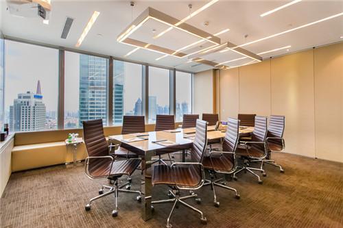 上海环球金融中心大厦事易好商务中心