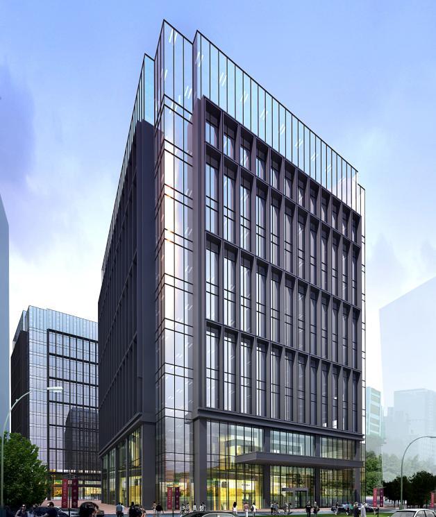 上海鲁能国际中心