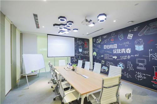 新上海国际大厦共享办公_联合办公_商务中心