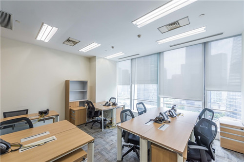 太平金融大厦共享办公_联合办公_商务中心