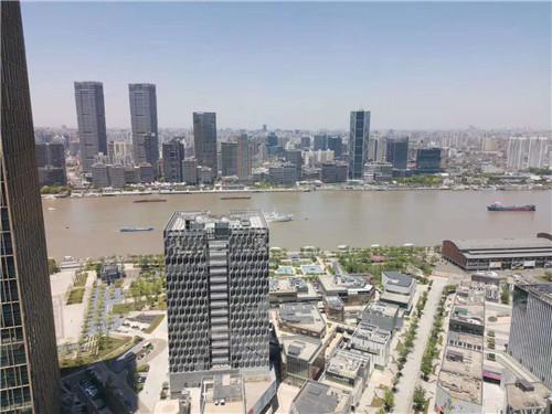 中国人寿金融中心大厦出租665平带装修家具
