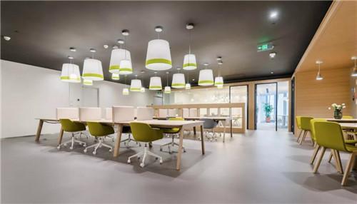 上海中心spaces共享办公_联合办公_商务中心