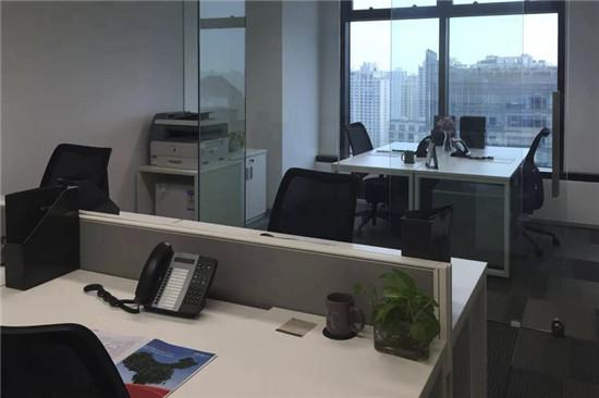 中环广场共享办公_联合办公_商务中心