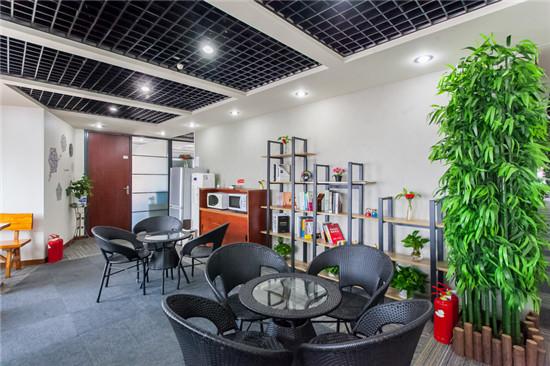 科技京城大厦共享办公_联合办公_商务中心