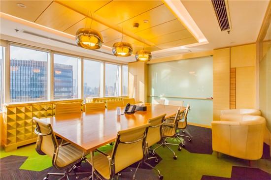 汤臣金融中心共享办公_联合办公_商务中心