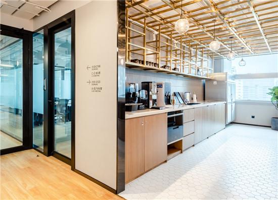 来福士广场氪空间共享办公_联合办公