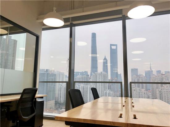 上海世茂大厦共享办公_联合办公_商务中心
