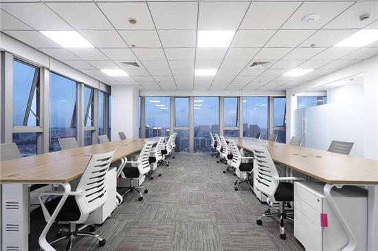 谷泰滨江大厦共享办公_联合办公_商务中心