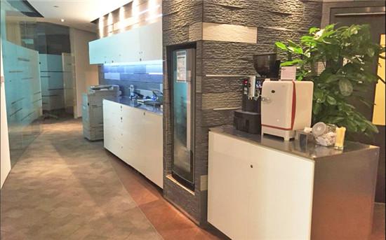 来福士广场Regus商务中心_服务式办公室