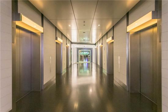 上海中建大厦共享办公_联合办公_商务中心