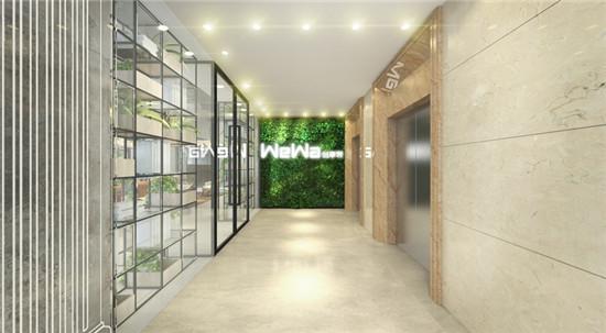 长江新能源大厦共享办公_联合办公_商务中心