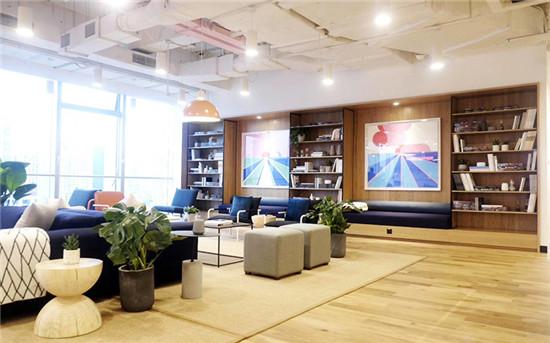 中海国际中心共享办公_联合办公_商务中心