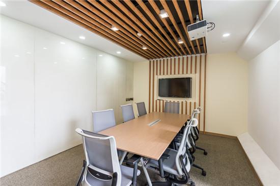 百乐门大都会共享办公_联合办公_商务中心