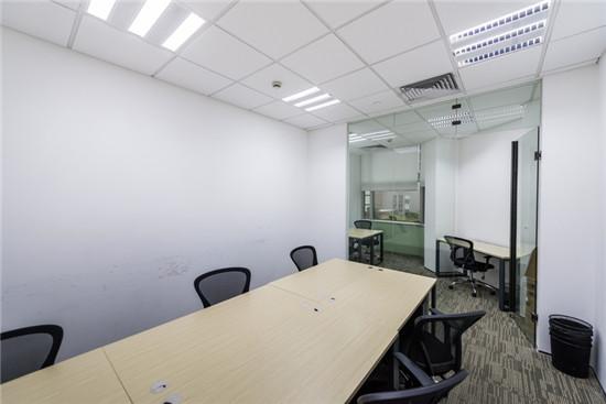 钱江大厦共享办公_联合办公_商务中心