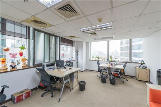 斯米克大厦共享办公_联合办公_商务中心