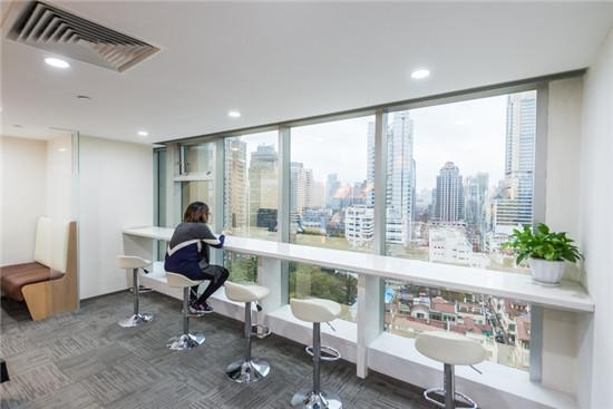 上海招商局广场共享办公_联合办公_商务中心