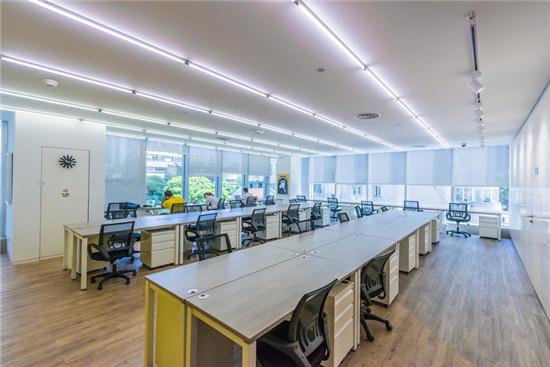 上海地产大厦共享办公_联合办公_商务中心