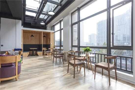金谷中环大厦共享办公_联合办公_商务中心