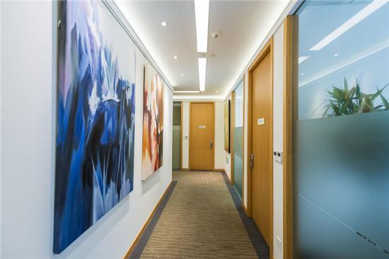 古北国际财富中心共享办公_联合办公_商务中心