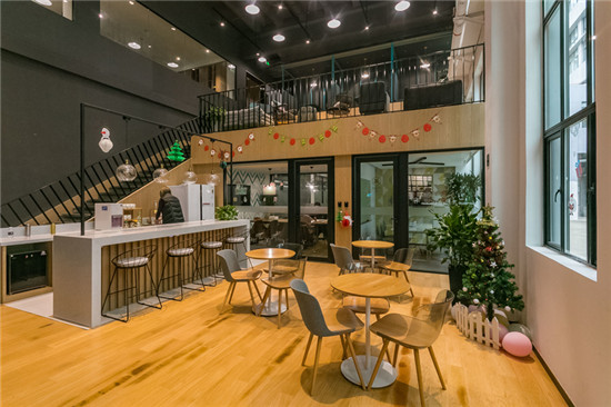 珠江创意中心共享办公_联合办公_商务中心