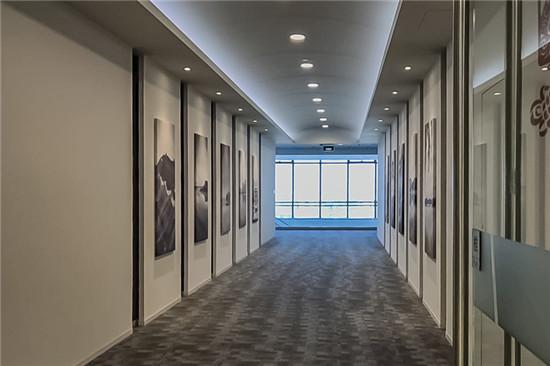 龙之梦购物中心共享办公_联合办公_商务中心
