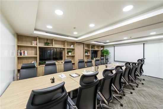 苏河一号共享办公_联合办公_商务中心