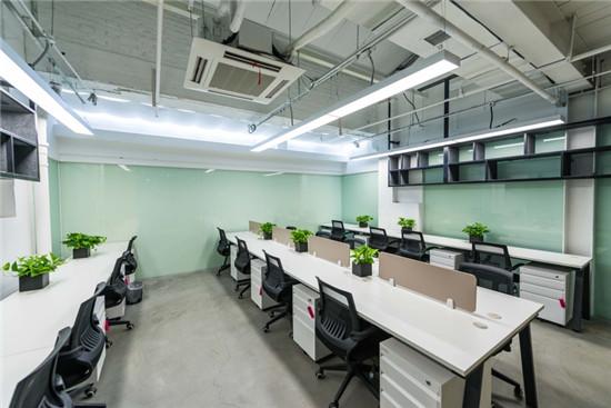 中山公园老船坞共享办公_联合办公_商务中心