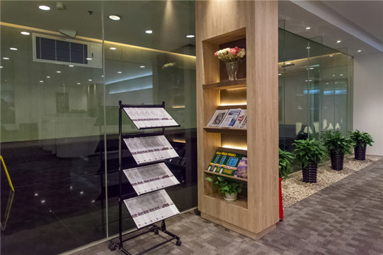上海世贸商城共享办公_联合办公_商务中心