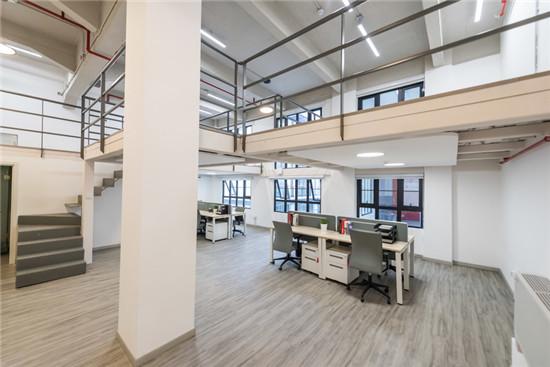 长寿路创享塔共享办公-联合办公-商务中心