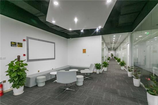 绿地汇中心共享办公_联合办公_商务中心