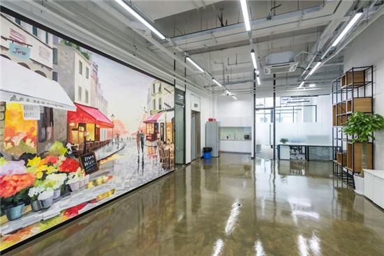 白金湾广场共享办公_联合办公_商务中心