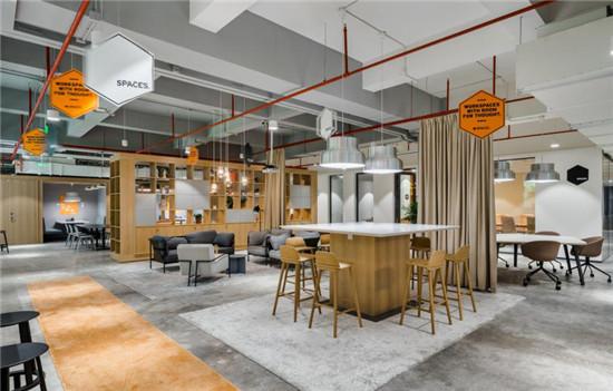 凯滨国际大厦Spaces商务中心