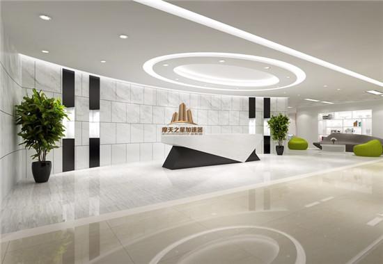 东方蓝海国际广场共享办公-联合办公-商务中心