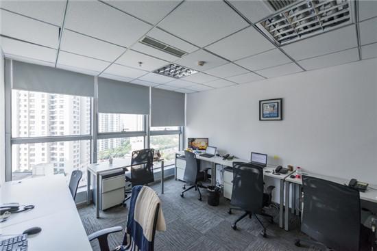 中港汇大厦喜悦商务中心