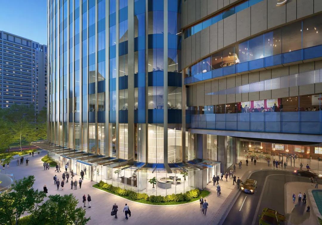 北外滩瑞虹企业天地开启甲级办公楼新战场