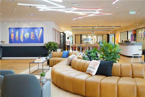 上海中心大厦base632共享办公_联合办公_商务中心