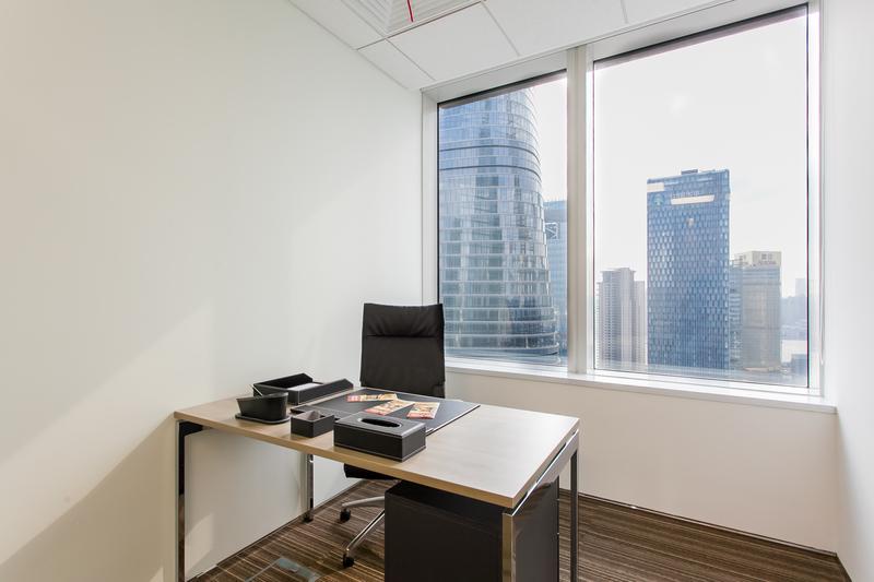 上海环球金融中心联合办公