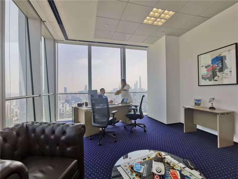 博华广场共享办公室出租-租赁信息