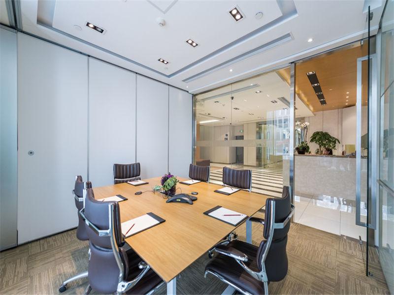 古北国际财富中心赛力中国共享办公室出租-租赁信息