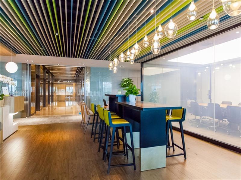 嘉地中心共享办公室出租-租赁信息