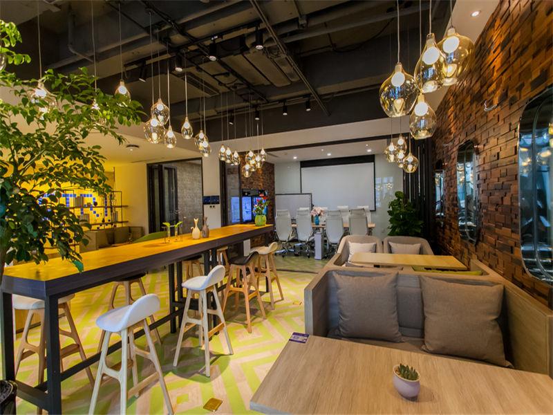 文广大厦办伴共享办公室出租-租赁信息